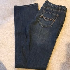 Mossimo boot cut jeans size 3R inseam 31